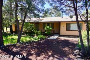 351 Blueridge Drive, Lakeside, AZ 85929