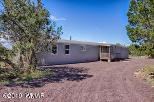 8453 Quail Run Drive, Show Low, AZ 85901
