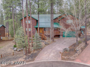 647 E Oak Meadow Lane, Pinetop, AZ 85935