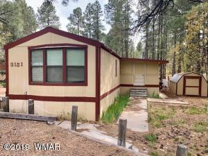 3151 W Young, Show Low, AZ 85901