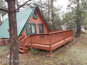2896 Big Pine Road, Overgaard, AZ 85933