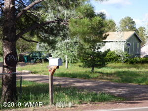 3100 Rainbow Lake Drive, Lakeside, AZ 85929
