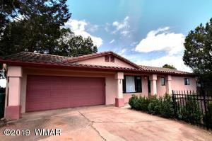 10 N 5Th Street, Show Low, AZ 85901