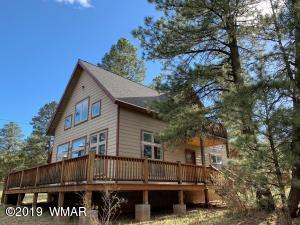 1975 Twin Pines Trail, Overgaard, AZ 85933