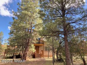 1975 Twin Pines Trail, Overgaard, AZ 85933