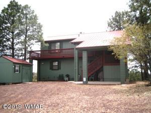 2901 Ridge Circle, Overgaard, AZ 85933