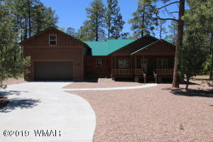 5013 Silver Mountain Drive, Lakeside, AZ 85929