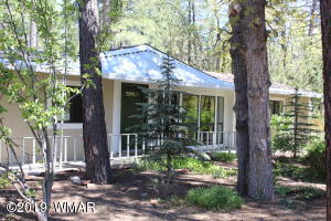 1791 S Hart Lake Lane, Lakeside, AZ 85929