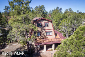 3334 Whispering Pine Drive, Overgaard, AZ 85933