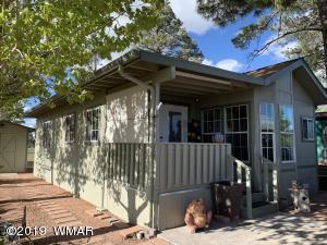 2248 Old Crooks Trail, Overgaard, AZ 85933