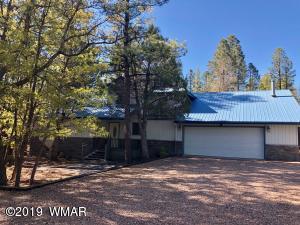 247 W Whispering Pines Lane, Pinetop, AZ 85935