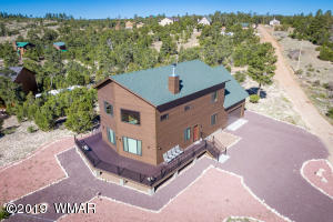 1797 Wild Turkey Lane, Heber, AZ 85928