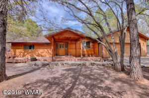 4268 Diamond Creek Circle, Pinetop, AZ 85935