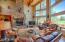 Impressive living space