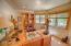 Study den off living area