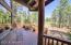 Plenty of outdoor living space