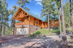 1064 N #5 County Road, Greer, AZ 85927