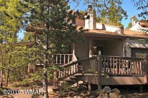 Pinetop Country Club Townhome
