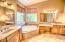 Large Master Bathroom Upstairs