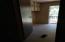 Laundry room - back door