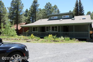 3232 Cutthroat Circle, Pinetop, AZ 85935