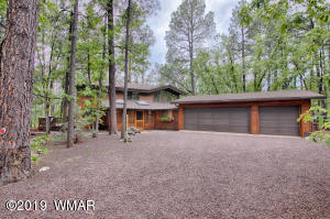 3332 White Oak Drive, Pinetop, AZ 85935