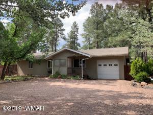 3294 W Harmony Avenue, Lakeside, AZ 85929