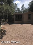 2940 Mogollon Drive, Overgaard, AZ 85933