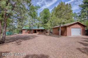 212 Bausman Lane, Lakeside, AZ 85929