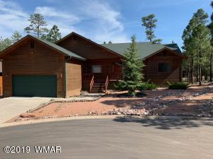5001 Crooked Creek Court, Lakeside, AZ 85929