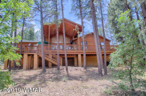 1140 N Needles Creek Drive, Show Low, AZ 85901