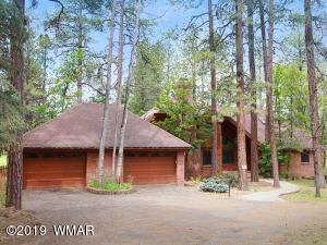 3588 Cary Court, Pinetop, AZ 85935