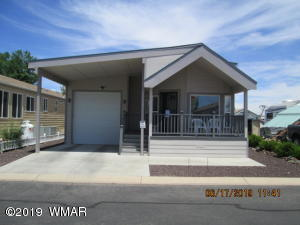 8238 E Lake Shore Drive, LK Lot #377, Show Low, AZ 85901