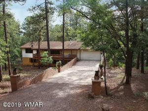 474 S Cotton Tail Ln Drive, Pinetop, AZ 85935