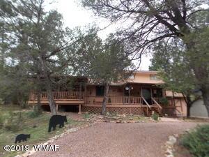 3322 Whispering Pine Drive, Overgaard, AZ 85933