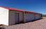 4 car garage and 3 storage rooms