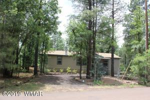 5857 Jackrabbit Trail, Pinetop, AZ 85935