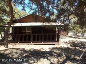 3575 Deer Track Trail, Overgaard, AZ 85933