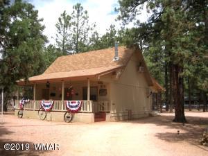 2861 Moose Trail, Overgaard, AZ 85933