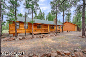 38719 B 373 Highway, Greer, AZ 85927