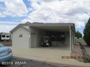 8216 Apache Way, LK Lot#430, Show Low, AZ 85901