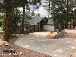 3681 Country Club Drive, Show Low, AZ 85901