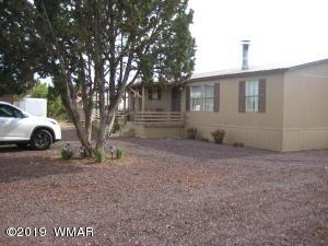 8443 Ortega Drive, Show Low, AZ 85901