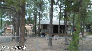 3344 Little Pine Drive, Overgaard, AZ 85933