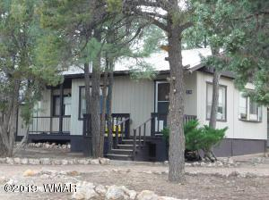 2176 Tenderfoot Trail, Overgaard, AZ 85933