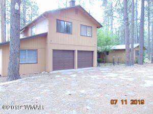 2775 N Aspen Road, Pinetop, AZ 85935