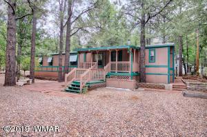5745 Hopi Ln, Pinetop, AZ 85935