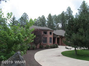 6506 Country Club Drive, Pinetop, AZ 85935
