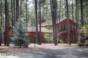 8805 Country Club Drive, Pinetop, AZ 85935