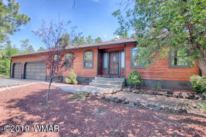 655 Pine Creek Drive, Lakeside, AZ 85929